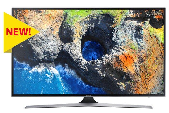 Smart Tivi Samsung 55MU6103 (UA55MU6103) - 55 inch, 4K UHD, HDR, Tizen OS