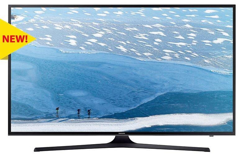 Smart Tivi Samsung UA-60KU6000 (UA60KU6000KXXV) - 60 inch, 4K - UHD (3840 x 2160)