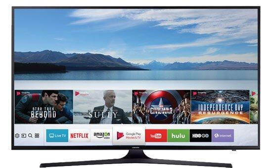 Smart Tivi Samsung UA43MU6150 (UA-43MU6150) - 43 inch, 4K - UHD (3840 x 2160)
