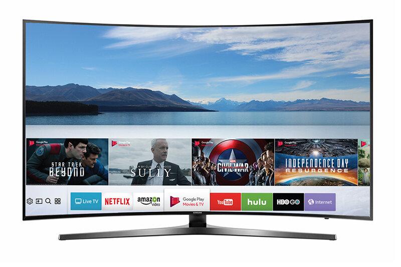 Smart Tivi Samsung UA55MU6500 - 55 inch, 4K - UHD (3840 x 2160)