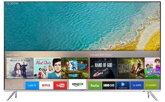 Smart Tivi Samsung UA60KS7000 - 60 inch, 4K - UHD (3840 x 2160)