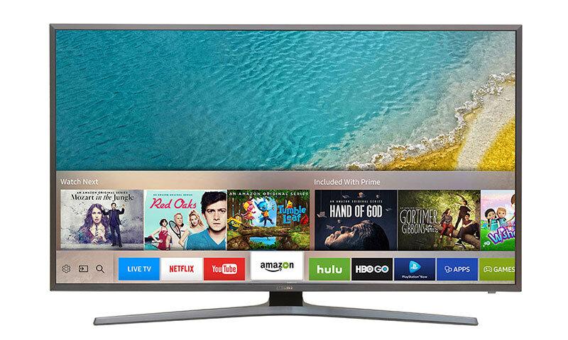 Smart Tivi Samsung UA65KU6400 (65KU6400) - 65 inch, 4K - UHD (3840 x 2160)
