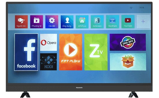 Smart Tivi Skyworth 43S3A - 43 inch