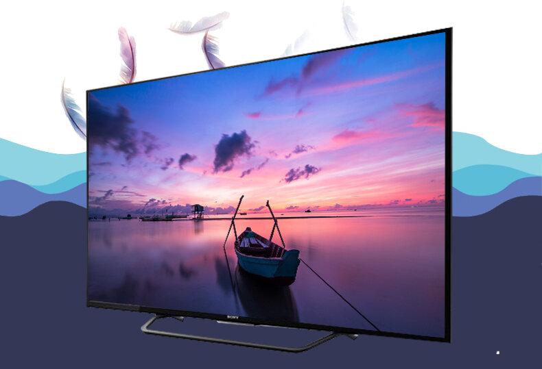 Smart Tivi Sony 49X7000E -  49 inch, 4K, Ultra HDR, MXR 200Hz