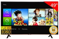 Smart Tivi TCL 49S62 (L49S62)  - 49 inch, Full HD (1920 x 1080)