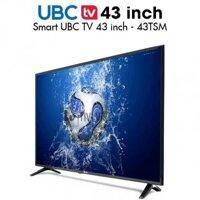Smart Tivi UBC 43TSM - 43 Inch, Full HD (1920 x 1080)