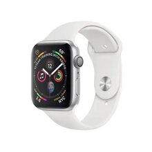 Smart Watch Apple Watch Series 4 - 44mm, GPS+Cellular, viền nhôm, dây cao su