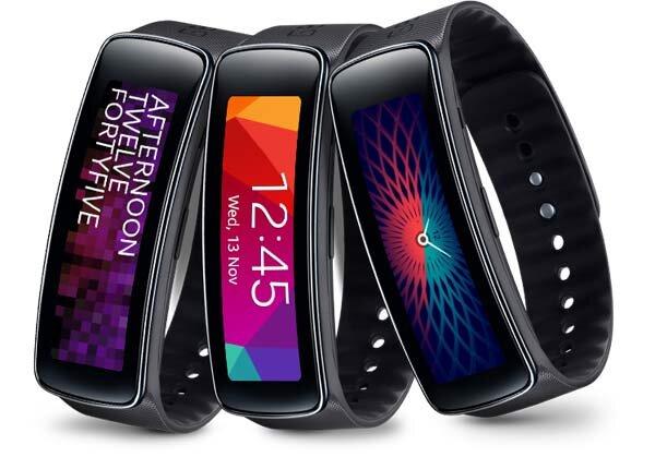 Smartwatch Samsung Gear Fit R3500