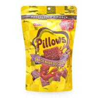 Snack nhân sô cô la Pillows Oishi gói 100g
