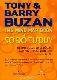 Sơ đồ tư duy - Tony & Barry Buzan (Ấn bản màu)