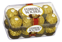 Socola Ferrero Rocher nhân hạt dẻ - 200g