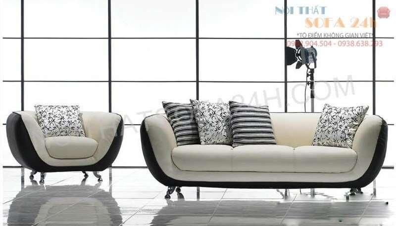 Sofa băng dài D100