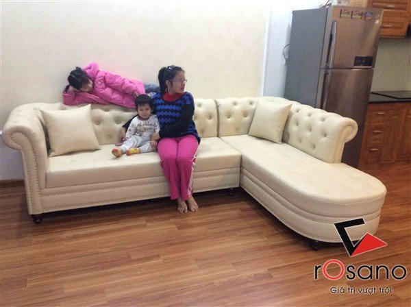 Sofa cổ điển mã 642