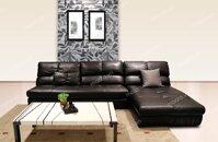 Sofa da đẹp Hà Nội SFD-006