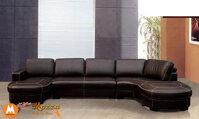 Sofa da đẹp Hà Nội SFD-011