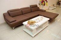 Sofa da mã 210