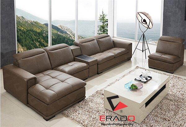 Sofa da mã 213