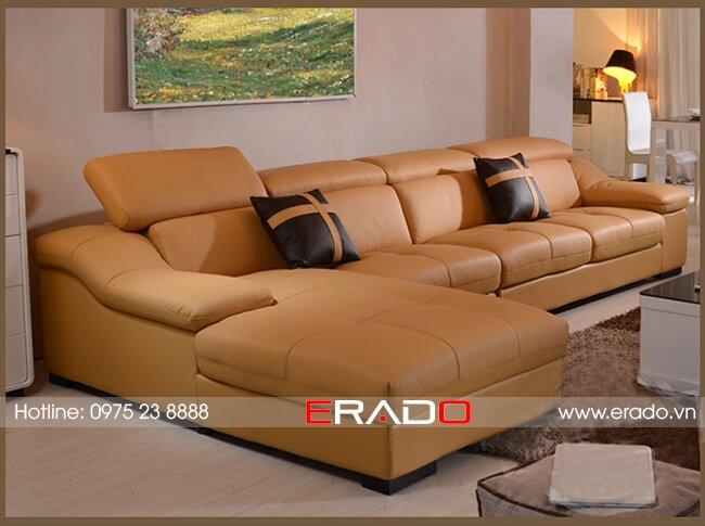 Sofa da mã 218
