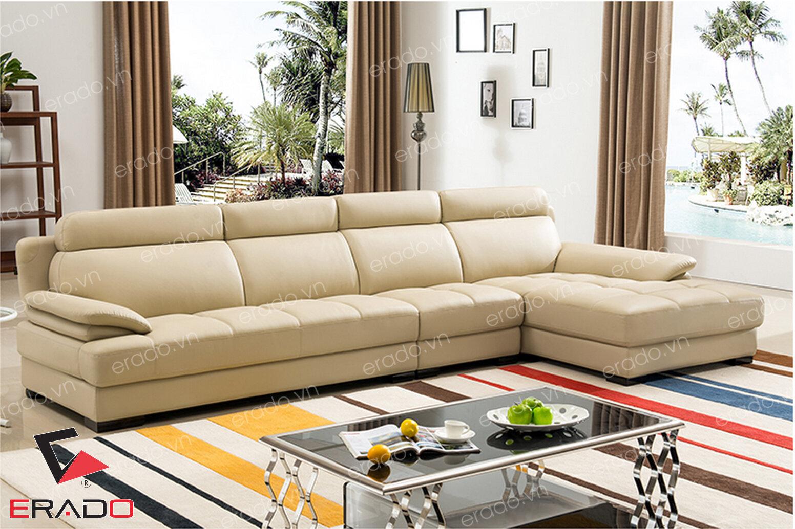 Sofa da mã 229
