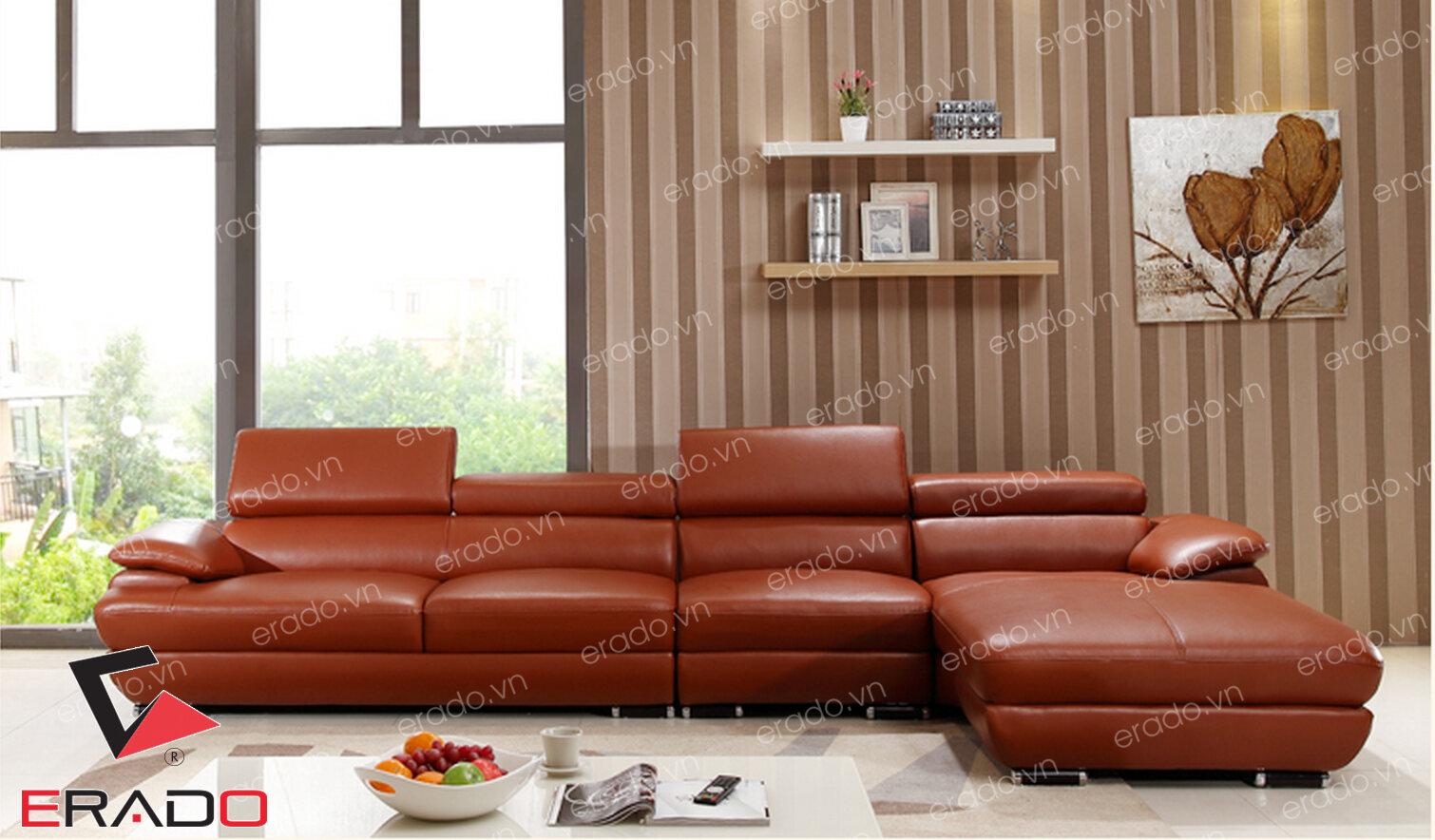 Sofa da mã 325