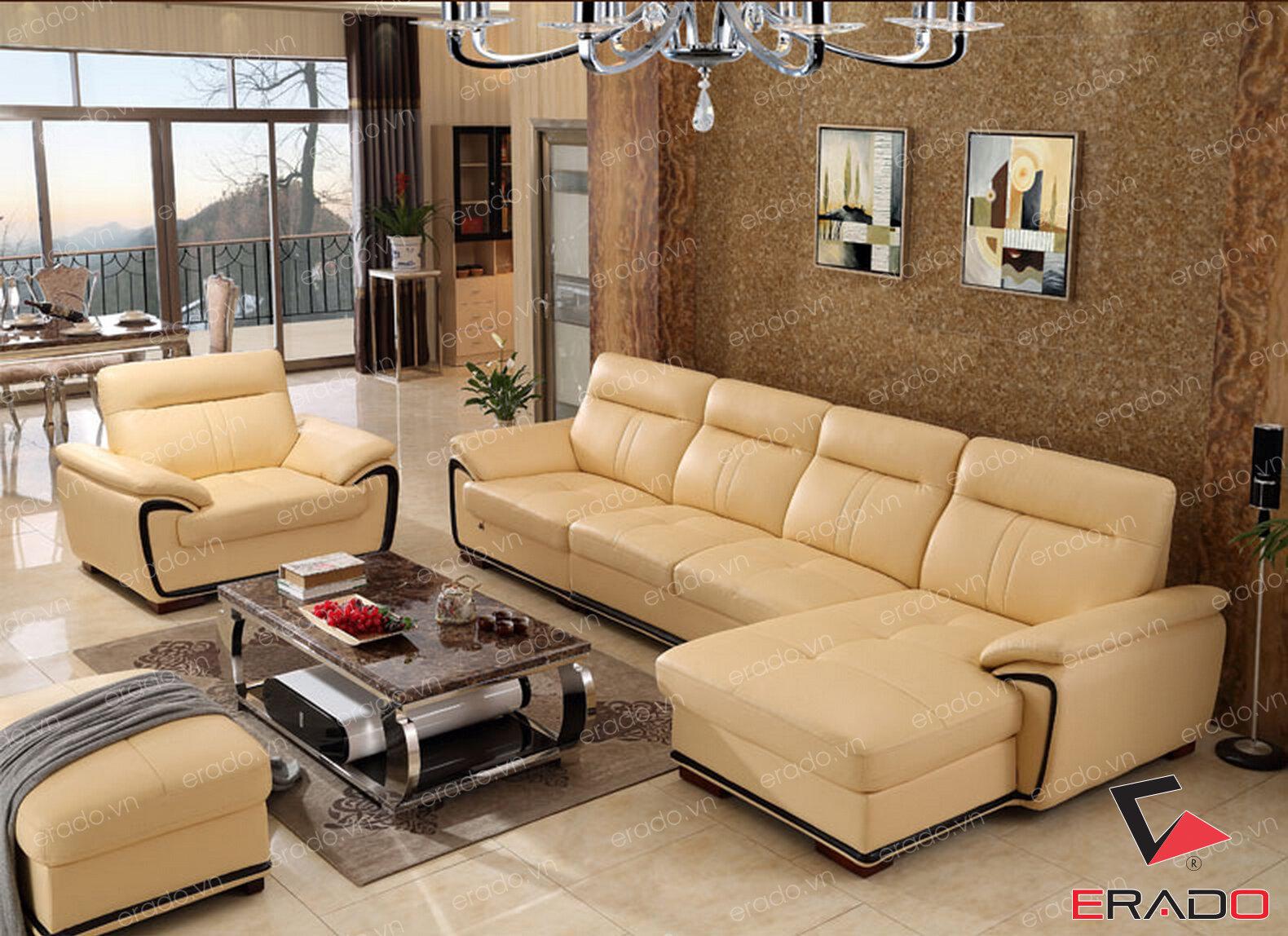 Sofa da mã 340