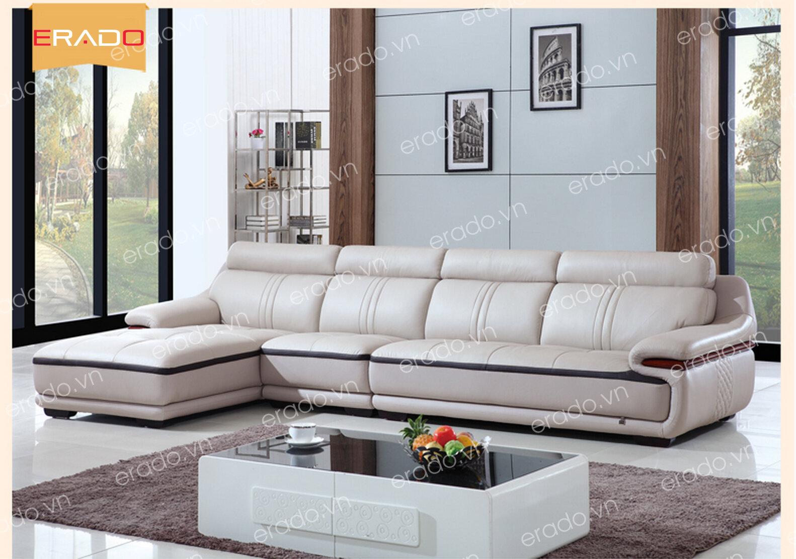 Sofa da mã 373