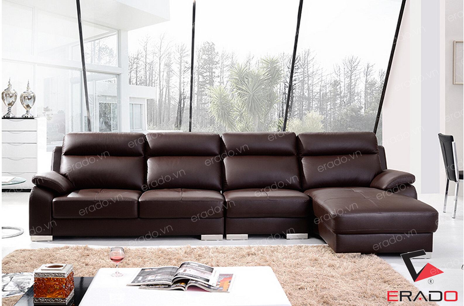 Sofa da mã 377