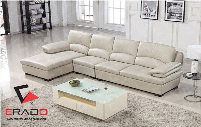 Sofa da mã 390
