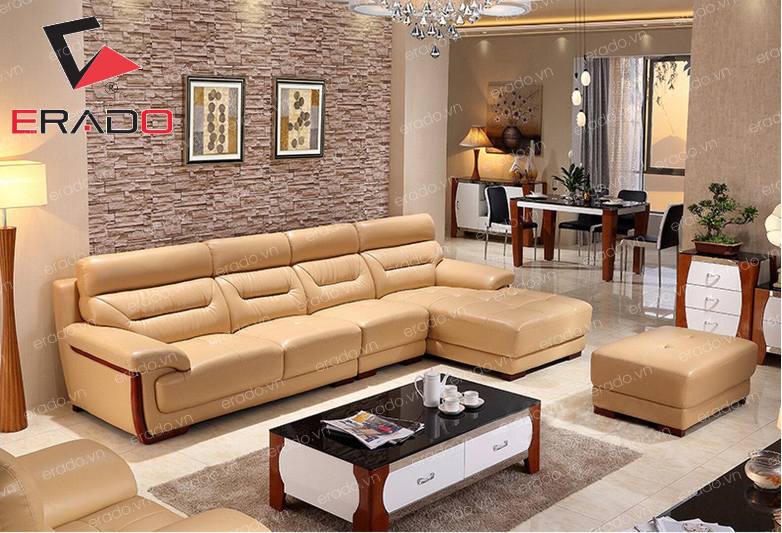 Sofa da mã 392