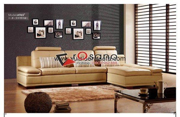 Sofa gia đình mã 225