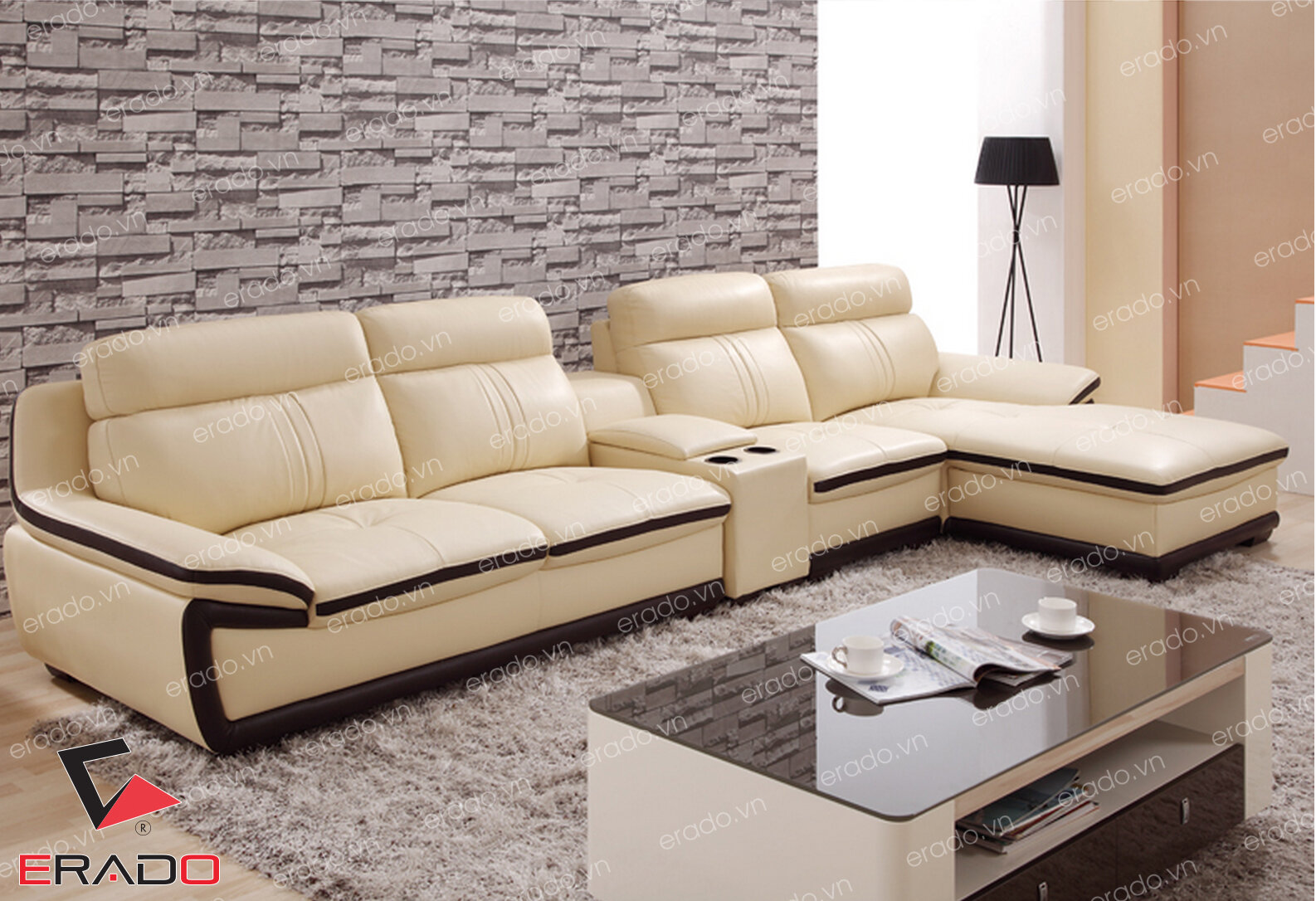 Sofa góc mã 351