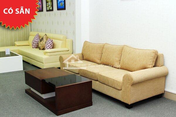 Sofa nỉ mã NTX19