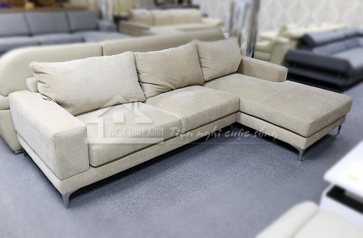 Sofa nỉ mã NTX25