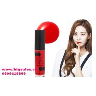 Son Bóng Lovely MEEX Pure My Lips Son Bóng TheFaceShop