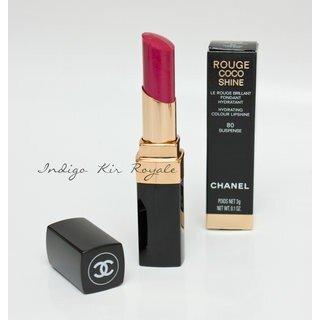 Son Chanel Rouge Coco Shine Suspense - Nhiều màu