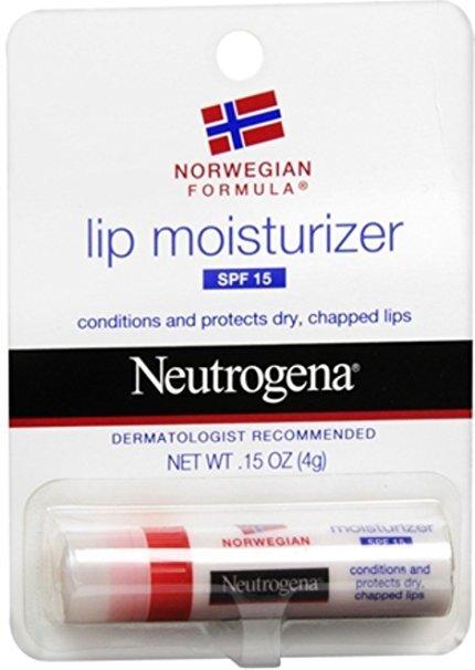 Son dưỡng hồi sinh đôi môi Neutrogena Revitalizing Lip Balm