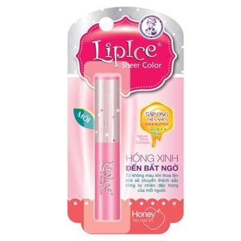 Son dưỡng môi LipIce Sheer Color Ardent