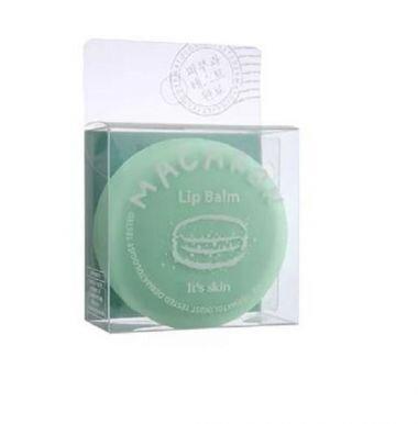 Son dưỡng môi táo xanh It's Skin Macaron Lip Balm 02 Greenapple 9g