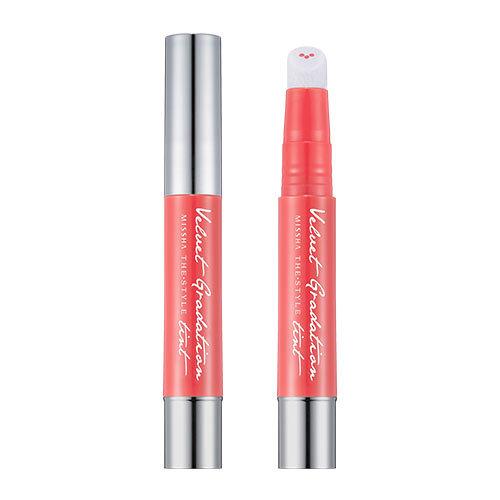 Son kem lì Missha The Style Velvet Gradation Tint - Sugar Coral - M4822