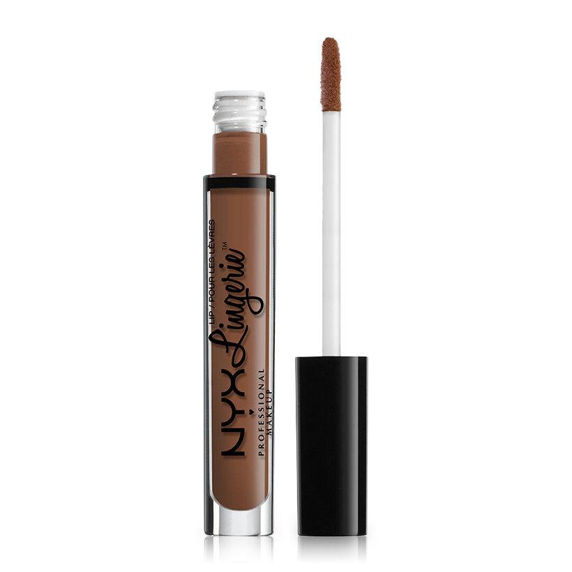 Son kem lì NYX Lingerie Liquid Matte Lipstick LIPLI05 Beauty Mark