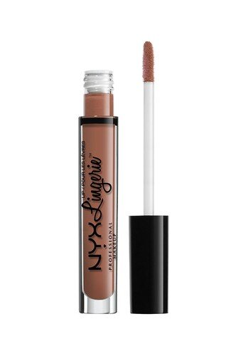 Son kem lì NYX Lingerie Liquid Matte Lipstick LIPLI08 Bedtime Flirt