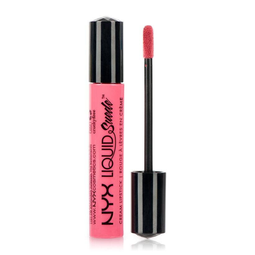 Son kem lì Nyx Liquid Suede Cream Lipstick LSCL02 Life's a Beach
