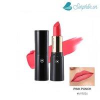 Son lì CLEMATIS Potpourri Lipstick M1925U - Pink Punch - Hồng Rực Rỡ