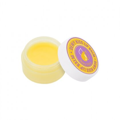 Son Missha The Style Dewy Kiss Lip Balm Citron