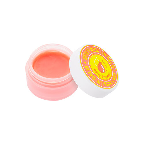 Son Missha The Style Dewy Kiss Lip Balm Grapefruit