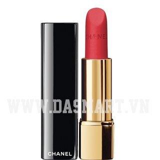 Son môi Chanel Rouge Allure Velvet No 46 La Malicieuse