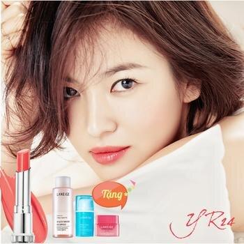 Son môi siêu dưỡng ẩm Laneige Serum Intense Lipstick YR24 3.5g