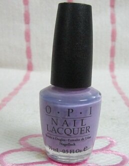 Sơn móng OPI #NLA35 Birthday Babe Nail Polish 15ml
