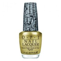 Sơn móng OPI #NLE60 Gold Shatter Nail Polish 15ml