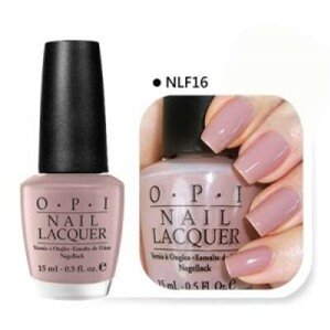 Sơn móng OPI #NLF16 Tickle My France-Y Nail Polish 15ml